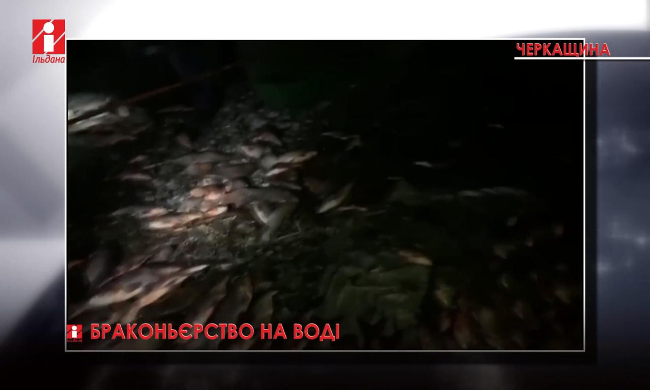 У Сулинському заказнику затримано двох браконьєрів з 10 сітками (ВІДЕО)