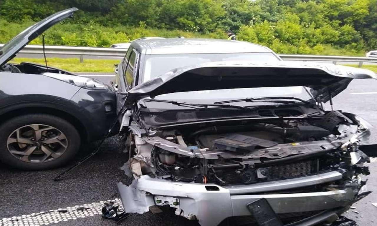 Аварія на трасі Київ-Одеса: зіштовхнулися три автівки (ФОТО)-614