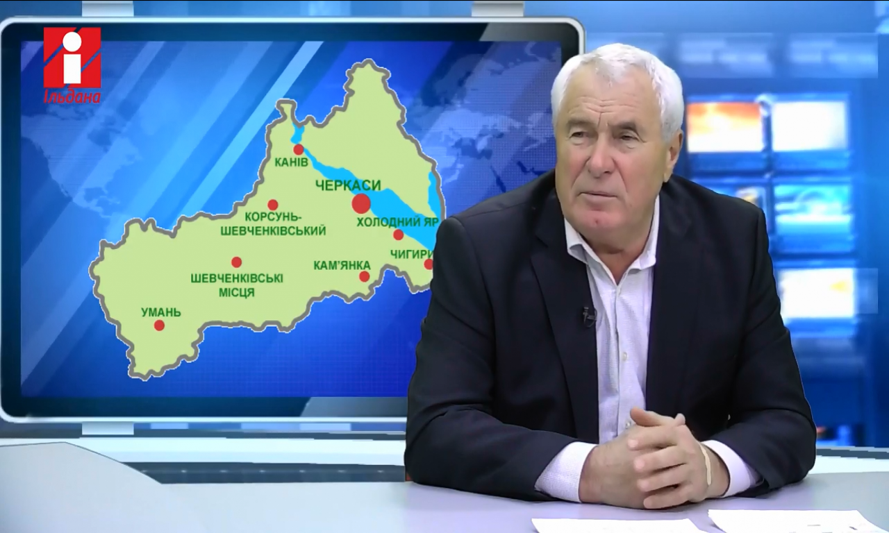 «Незалежну Україну можна збудувати, спираючись на приклади великих українців», - П. Душейко (ВІДЕО)