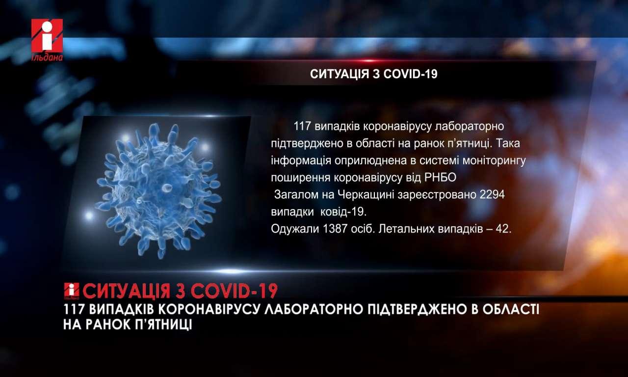 Ситуація з COVID-19: на ранок 11 вересня - 117 нових випадків (ВІДЕО)