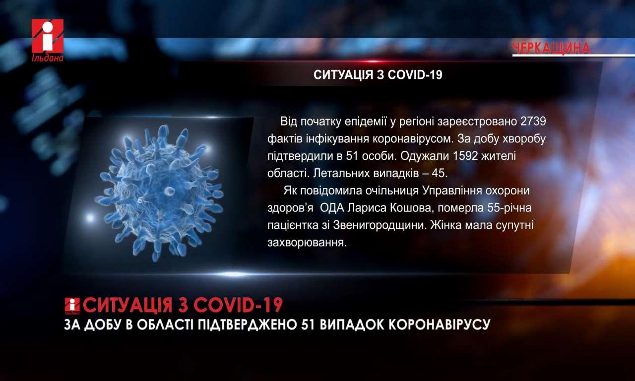 Коронавірус виявили у трьох породіль у черкаському пологовому будинку (ВІДЕО)