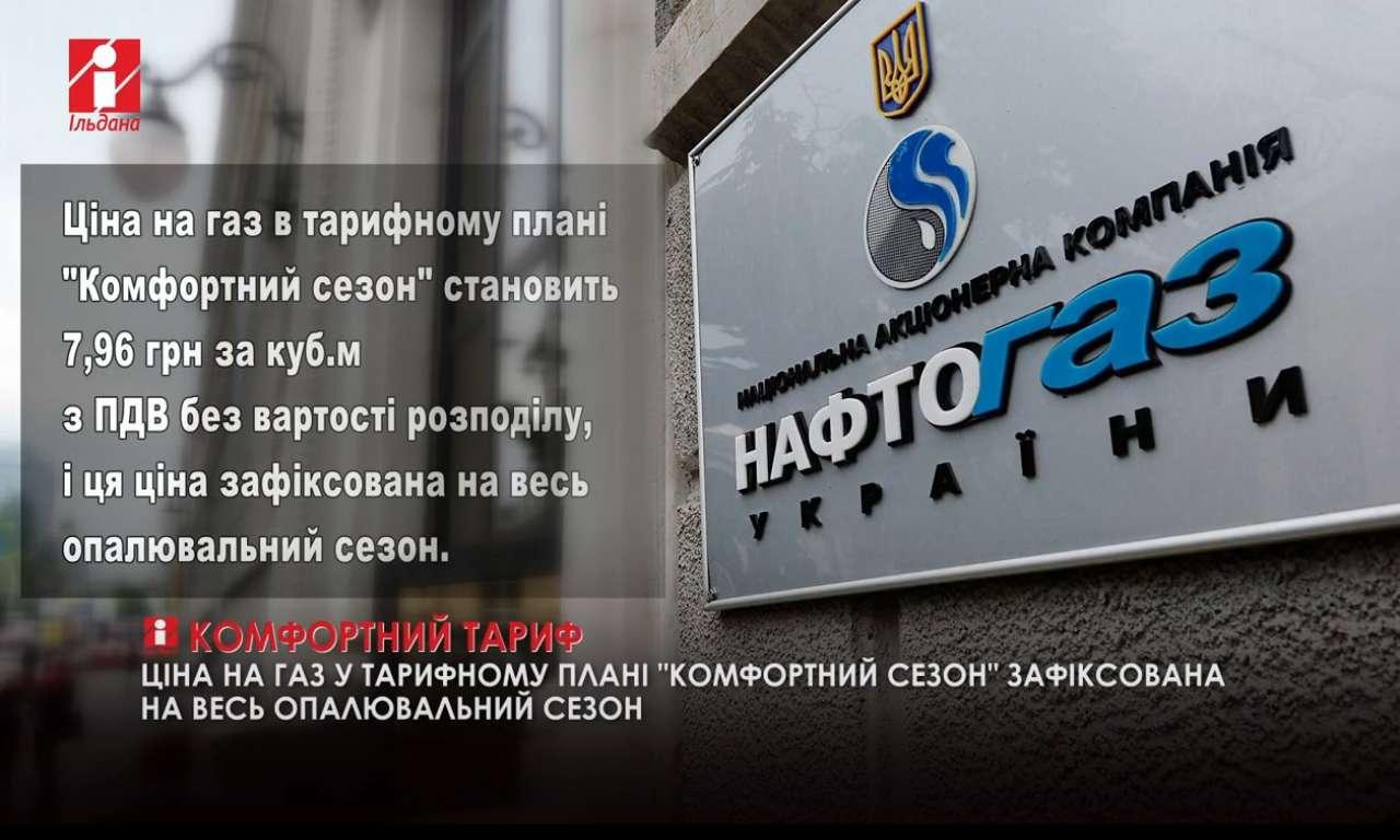 Новий тарифний план для своїх споживачів запровадив «Нафтогаз України»: щомісяця рівномірними частинами (ВІДЕО)