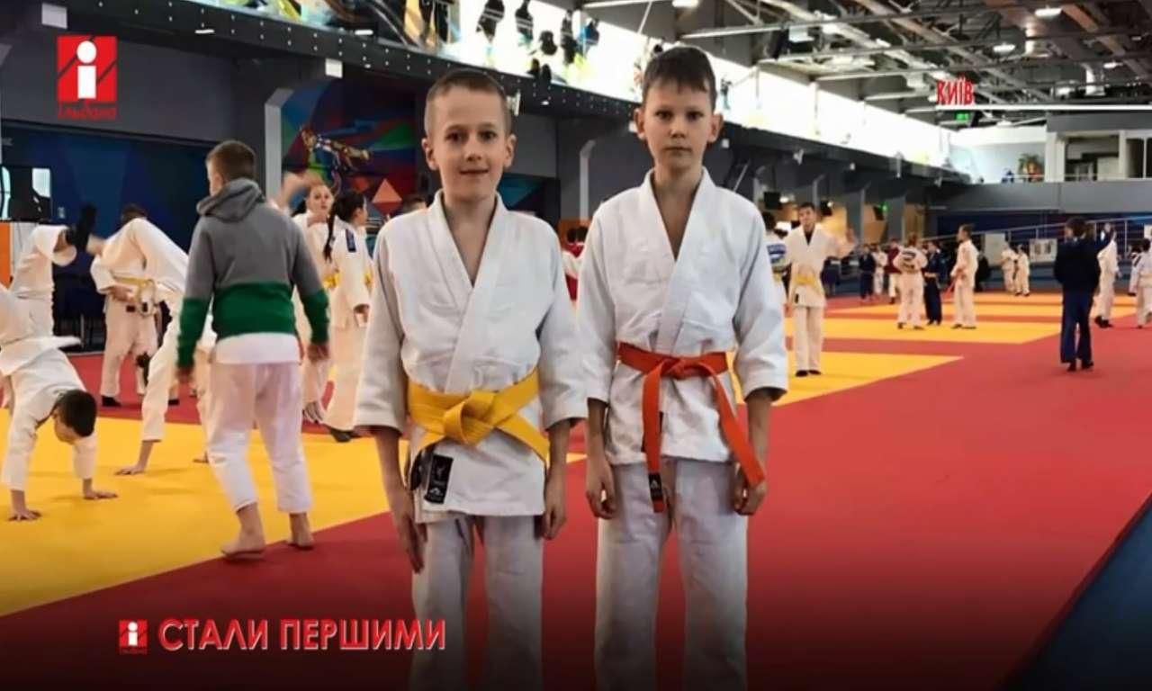 Черкаські дзюдоїсти вибороли першість на всеукраїнському турнірі (ВІДЕО)