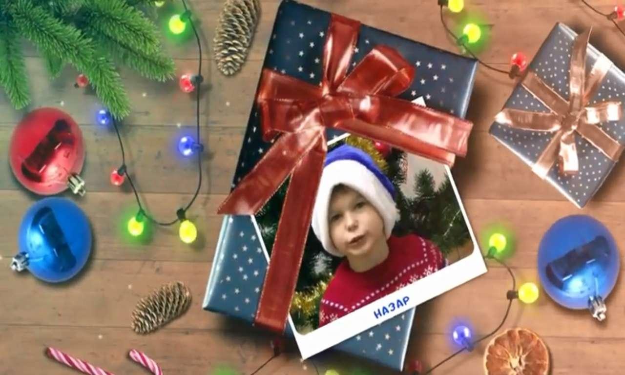 Новорічне привітання від ТРК «Ільдана»