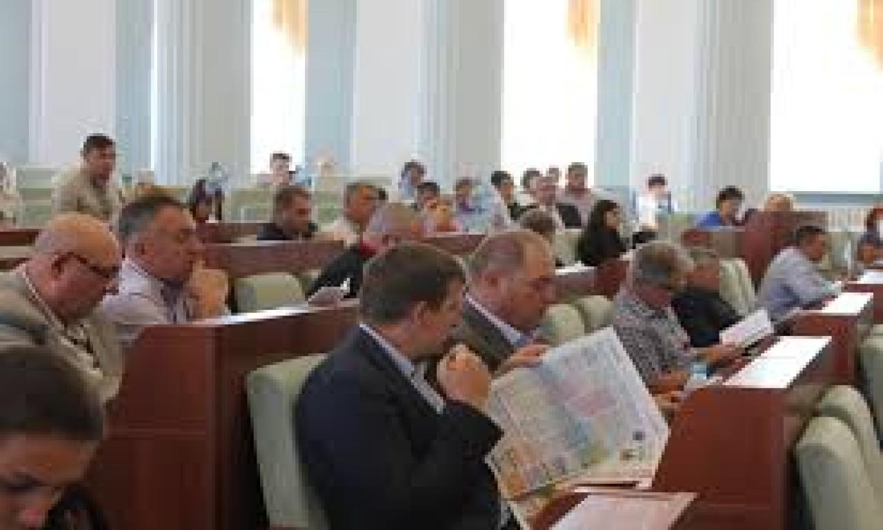 Завтра - сесія обласної ради