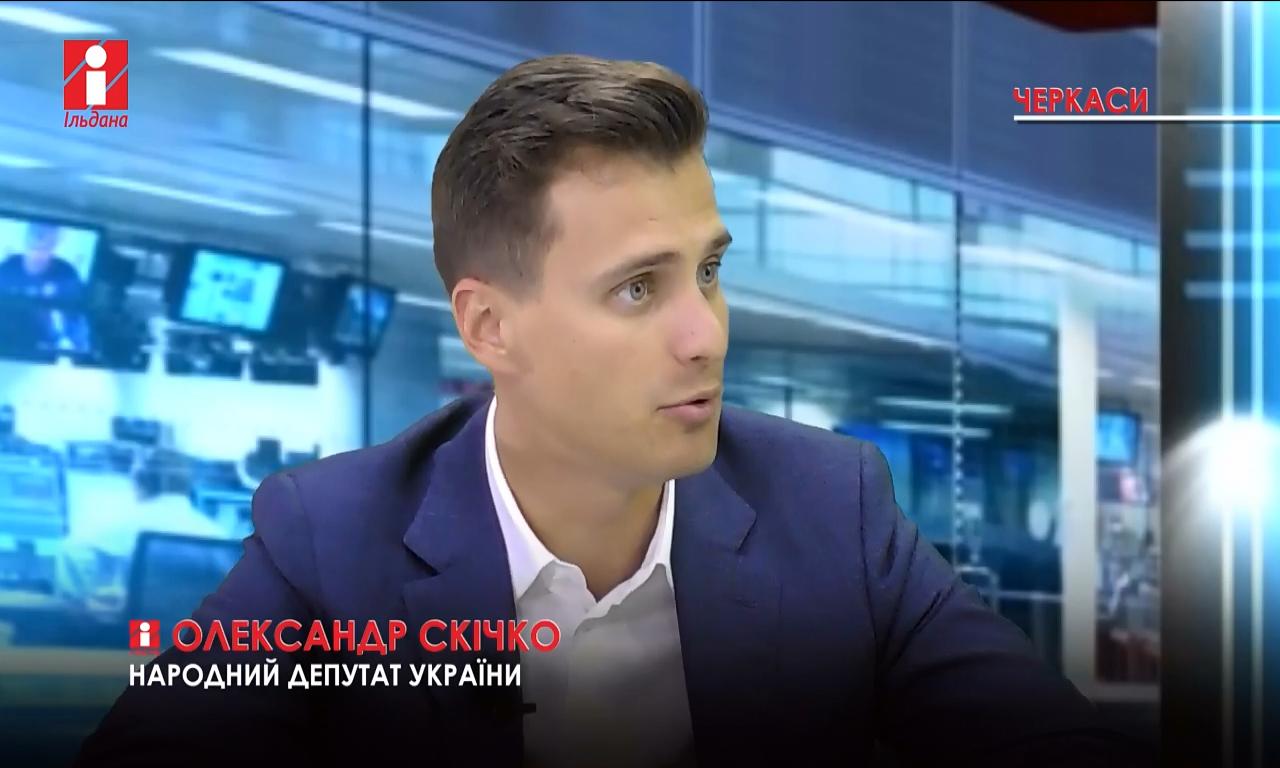 Олександр Скічко йде в депутати, щоб змінити країну (ВІДЕО)