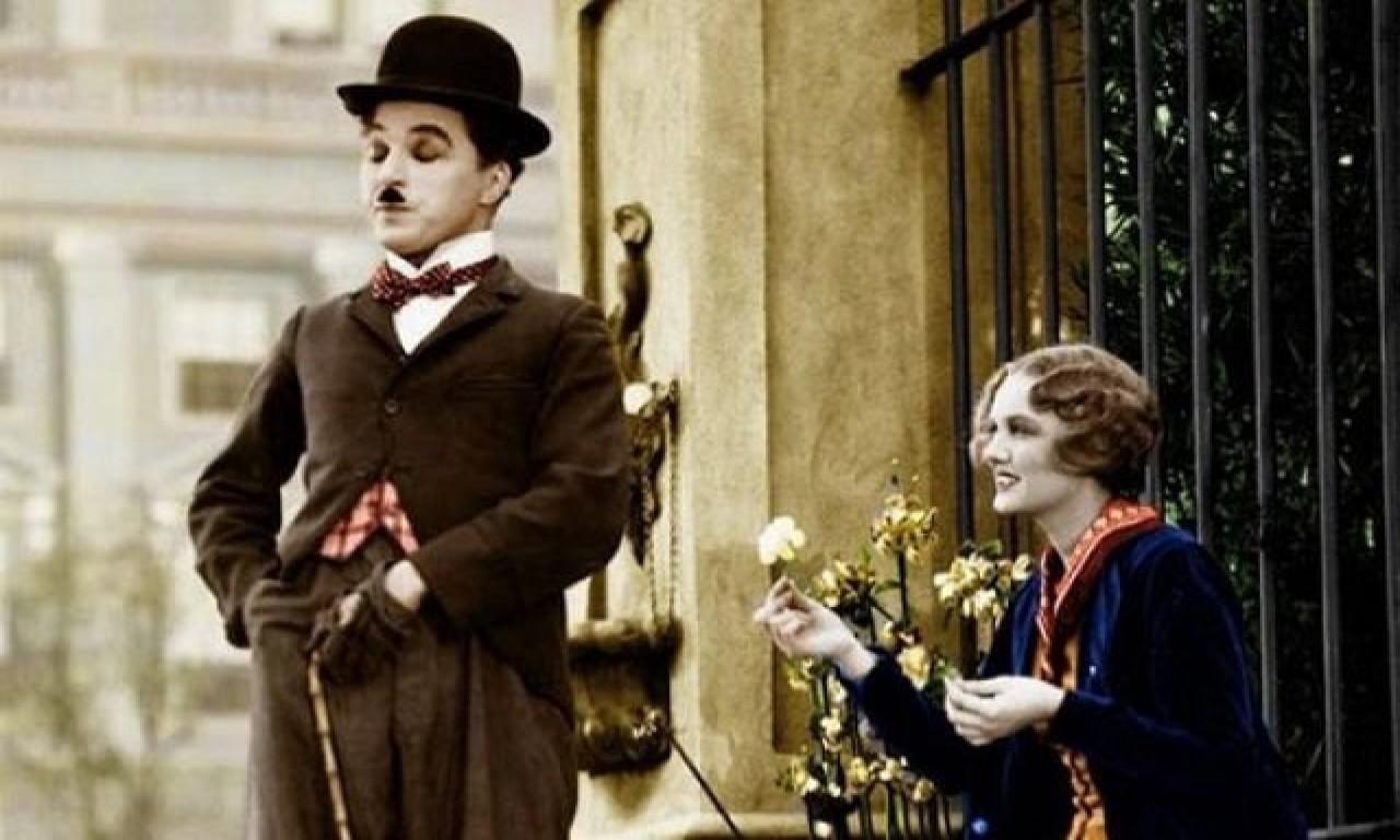 «Німе» кіно з Чарлі Чапліним, ще й у супроводі тапера