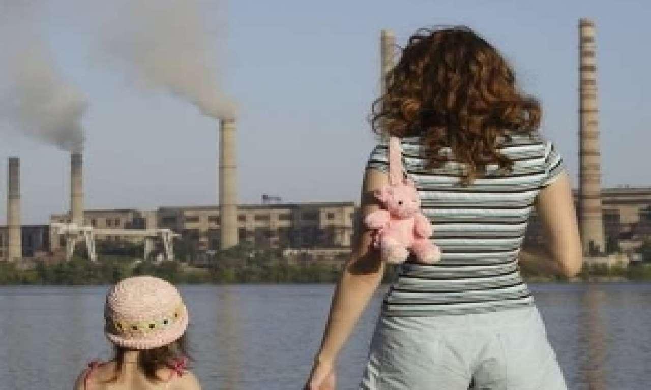 Сухий серпень сприяє забрудненню повітря в Черкасах