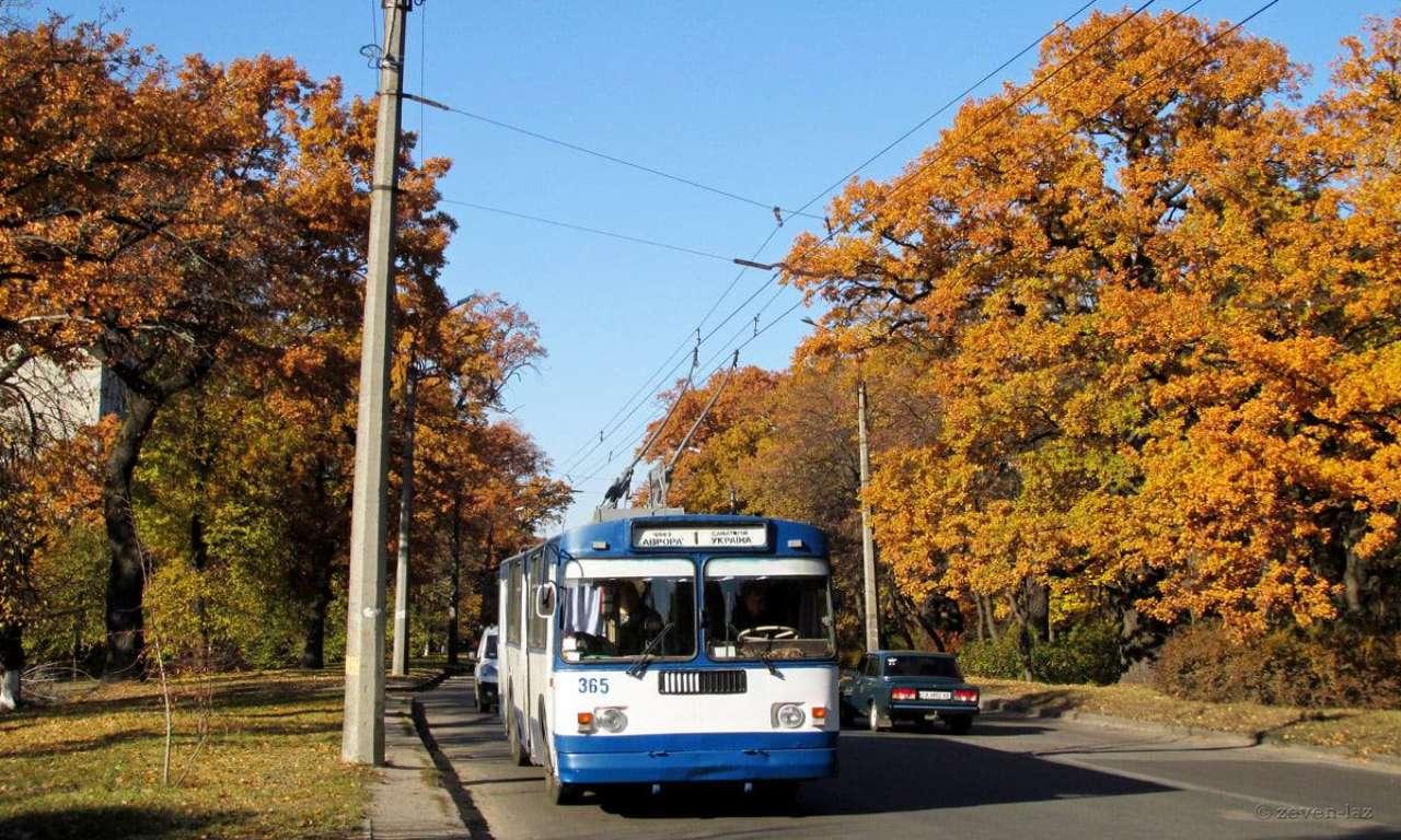 Відзавтра Черкасами курсуватиме «дитячий» тролейбус