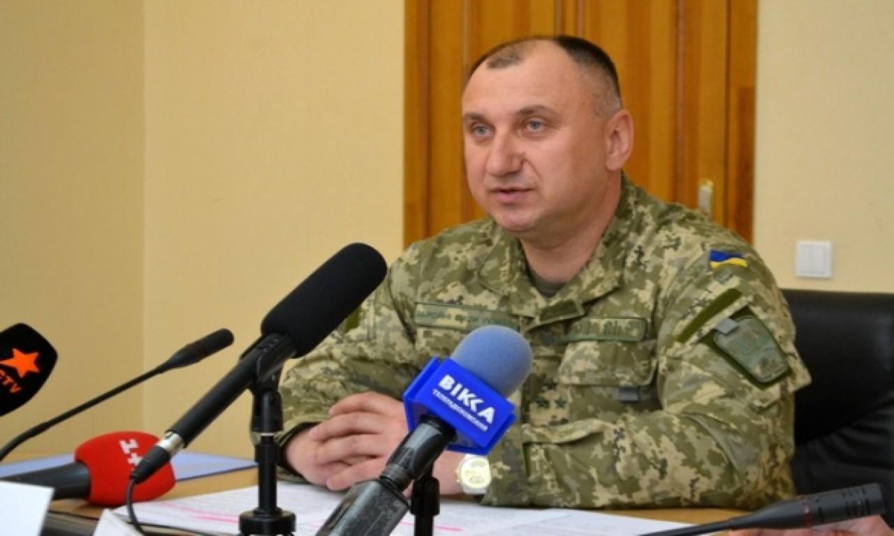 Понад 50 чоловіків прийшли до комісаріатів Черкащини добровільно - Є. Курбет