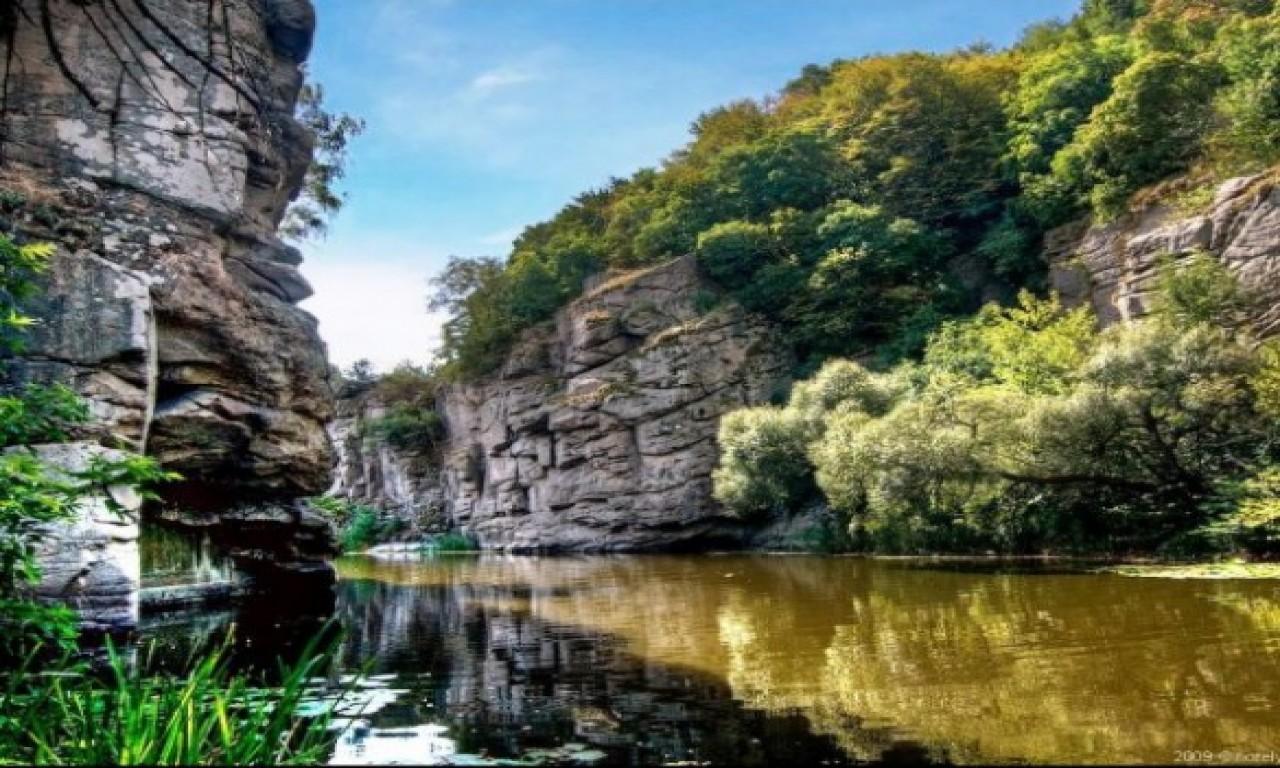 Найвищі, найбільші, наймістичніші місця Черкащини