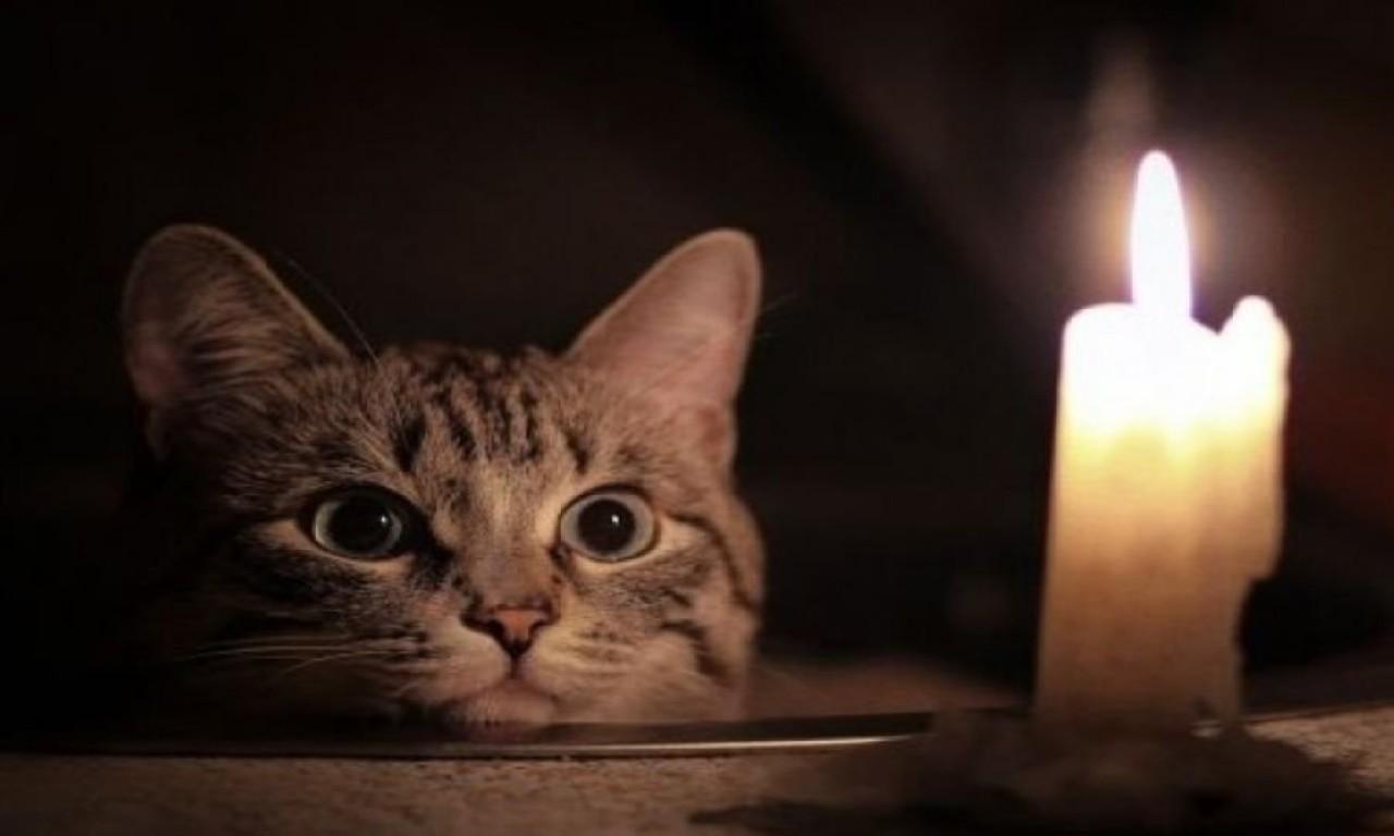 Без світла залишилося два села на Черкащині