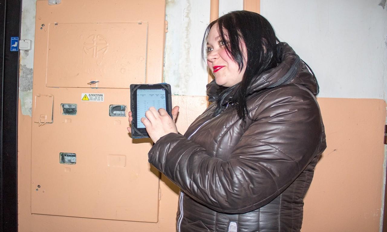 Інспектори трьох РЕМів Черкащини забезпечені планшетами для роботи з лічильниками споживачів