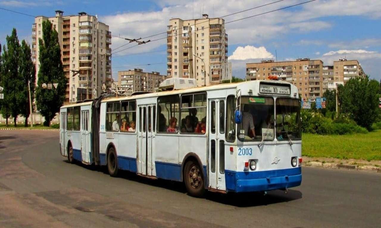 Завтра тролейбус № 10 ходитиме по Руставі