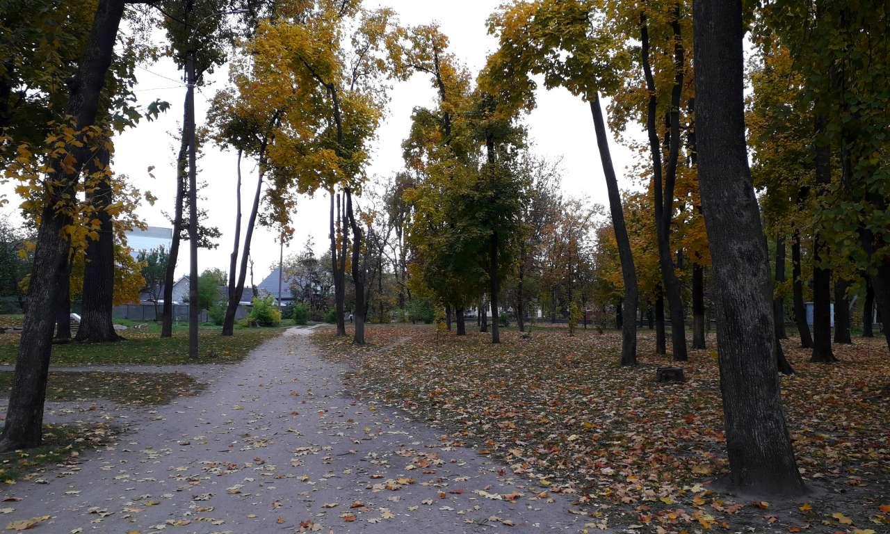 Осінні фарби золотоніського парку (ФОТОРЕПОРТАЖ)-1056