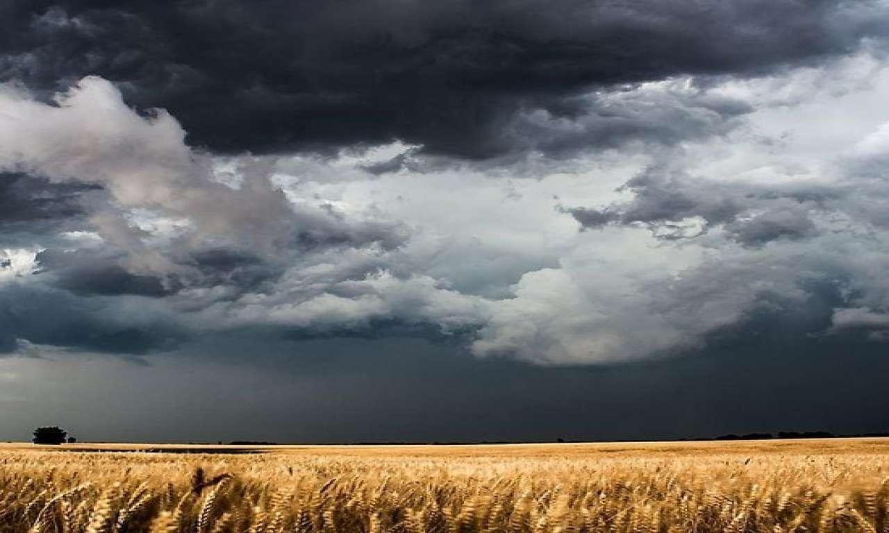 Завтра – дощі й зливи по всій Черкащині: попередження від синоптиків