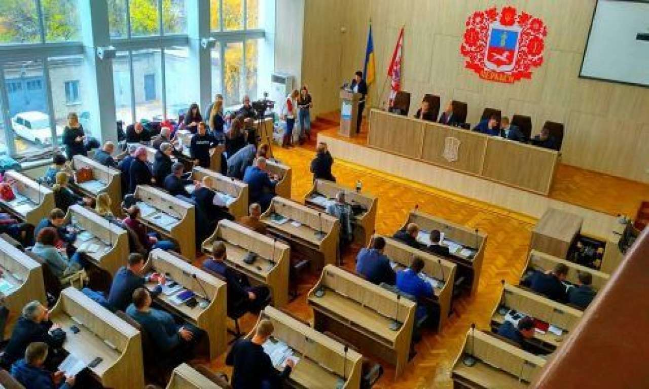 За тиждень черкаські депутати зберуться на сесію