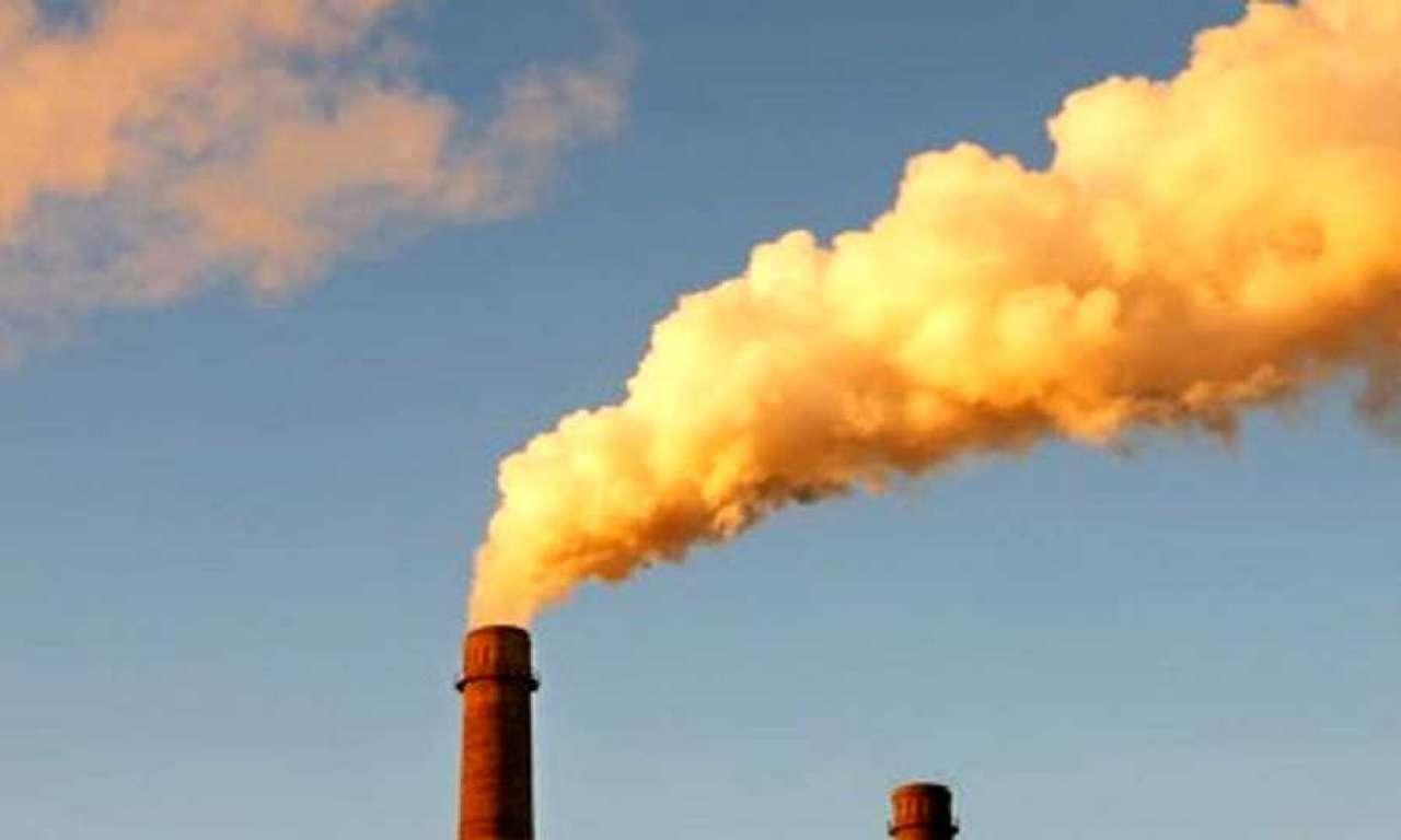 Концентрація діоксиду азоту у повітрі Черкас перевищує ГДК в 2,5 рази