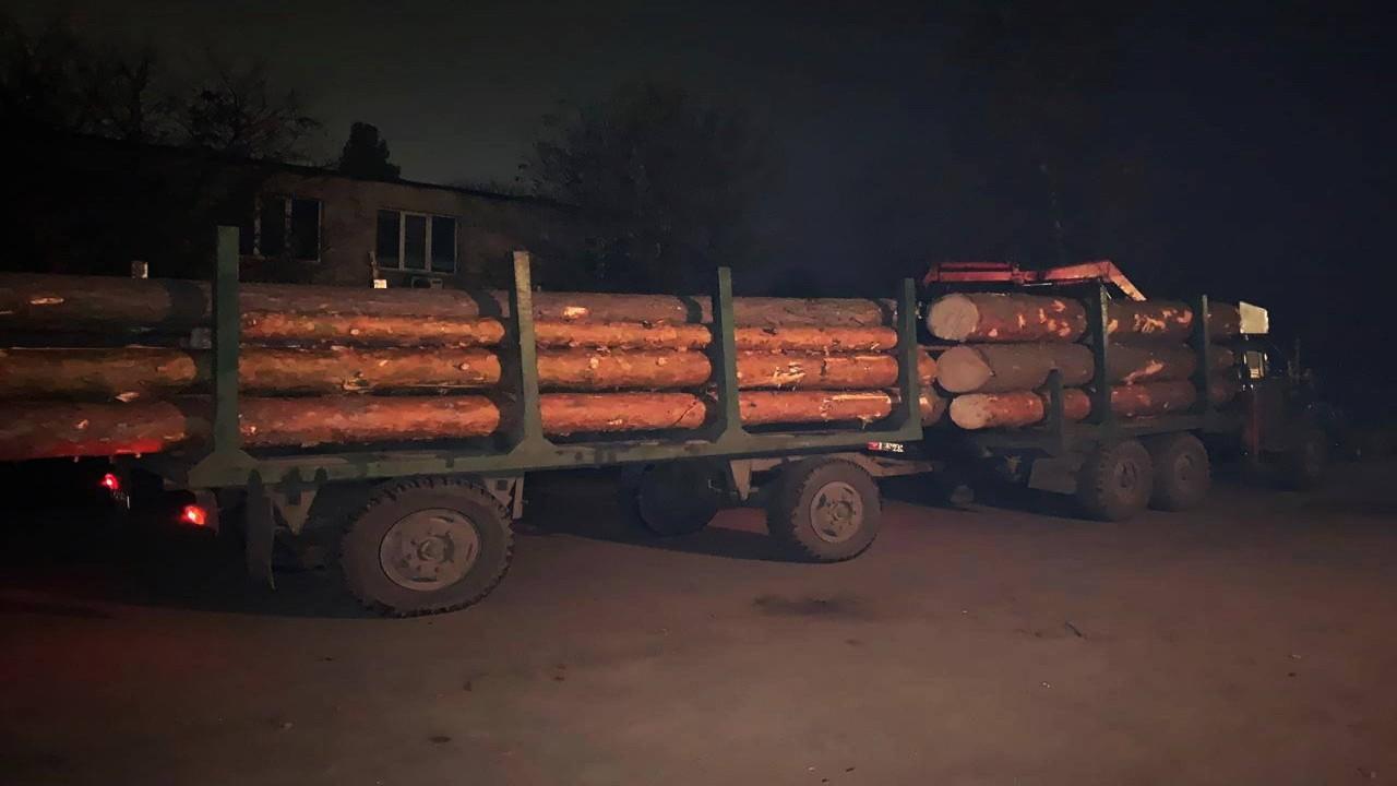 За хабар затримали майстра лісу Черкаського військового лісництва