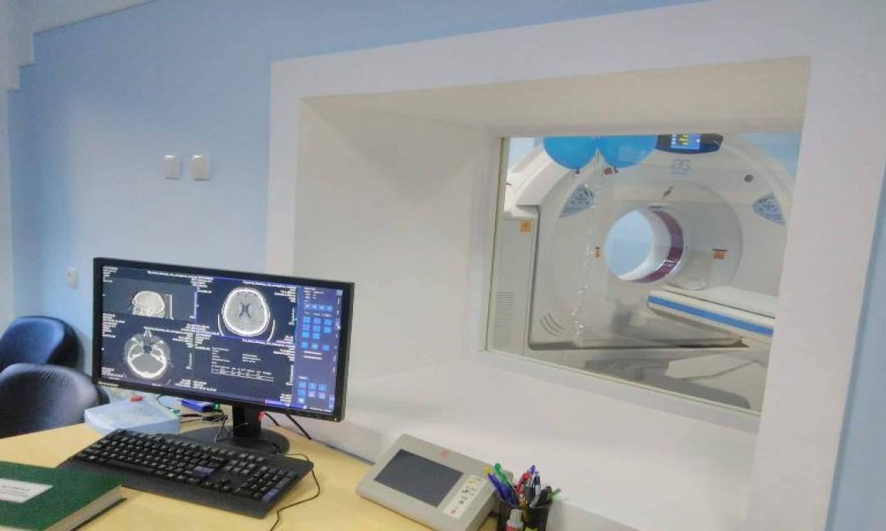 На закупівлі томографа для черкаської лікарні вкрадено понад три мільйона бюджетних коштів