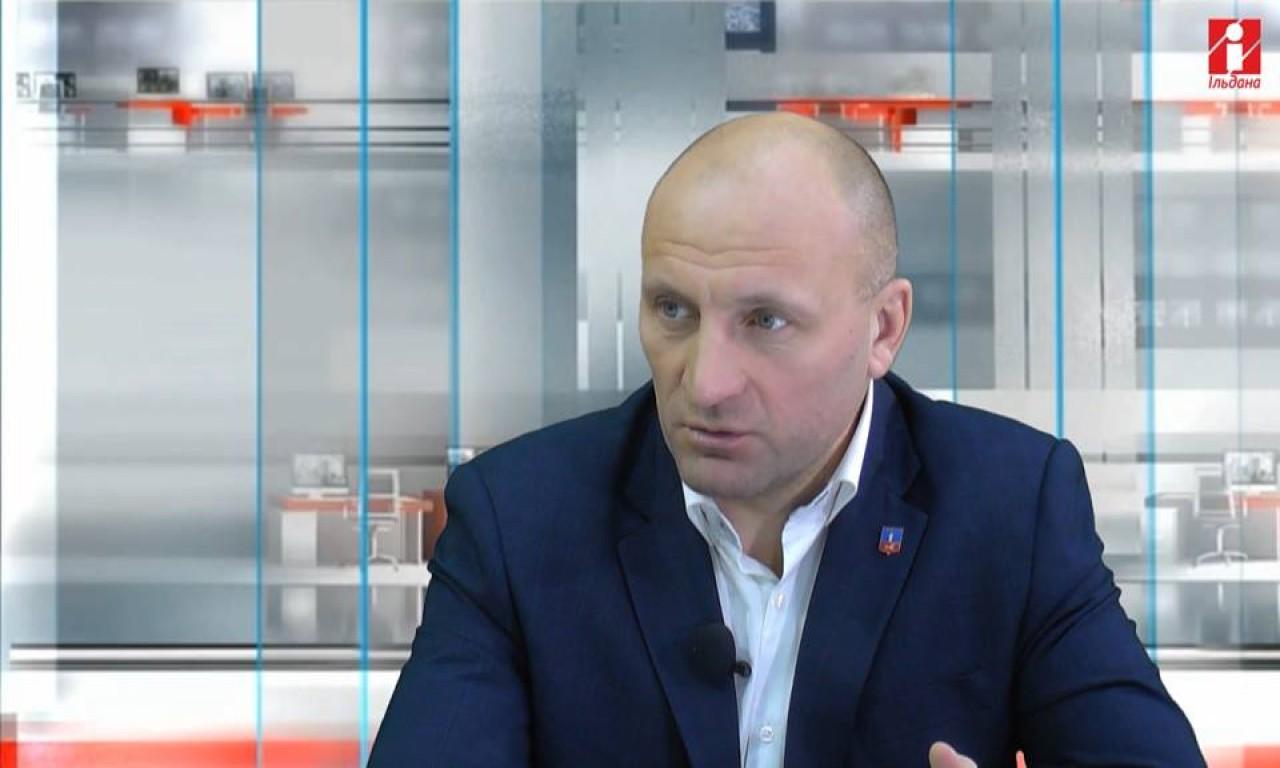 Міський голова Анатолій Бондаренко в гостях у «Ільдани»