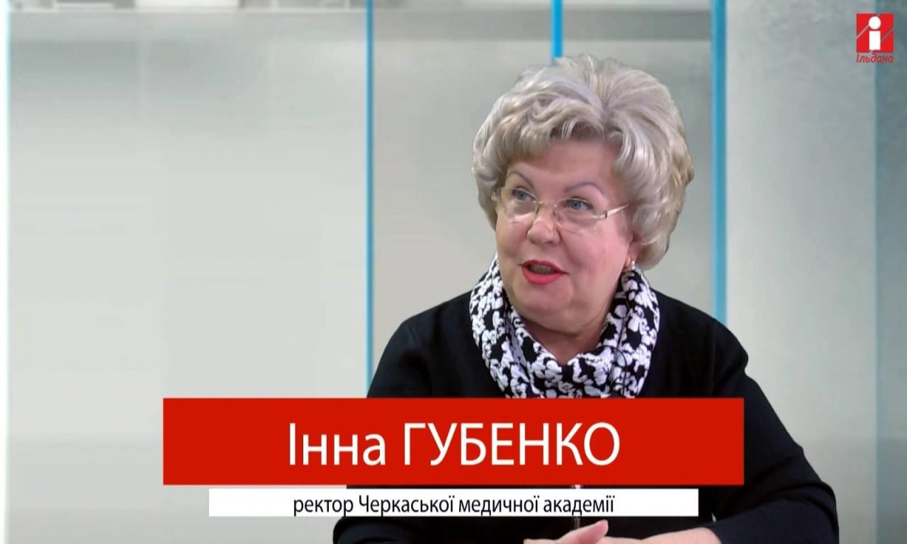 «Медсестра - це права рука лікаря» - Інна Губенко про новий рівень підготовки медичних кадрів у Черкаській медакадемії