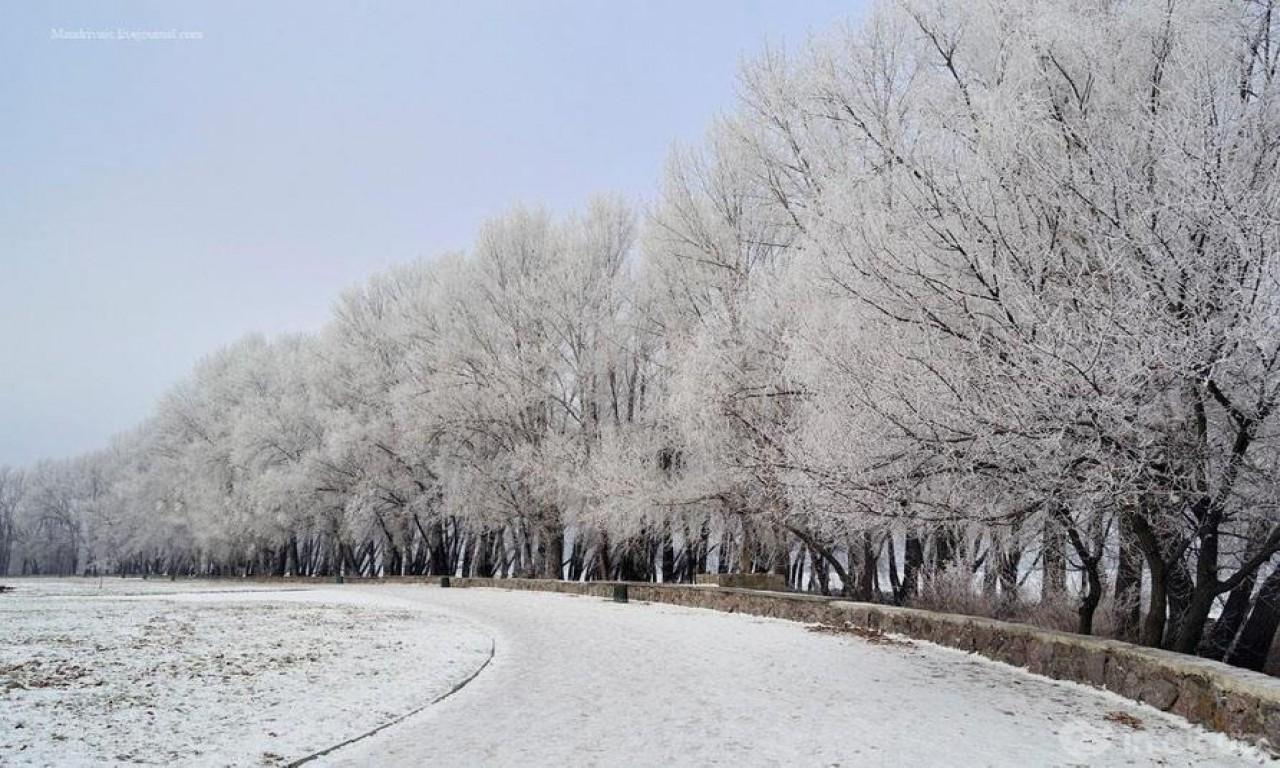 На Черкащині сонячно: чекаємо на гарні вихідні