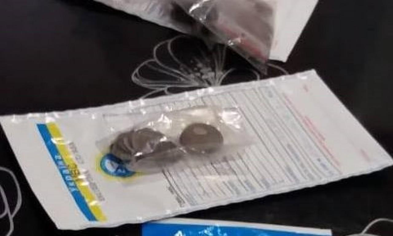 У Черкасах СБУ попередила контрабанду предметів старовини до країни ЄС