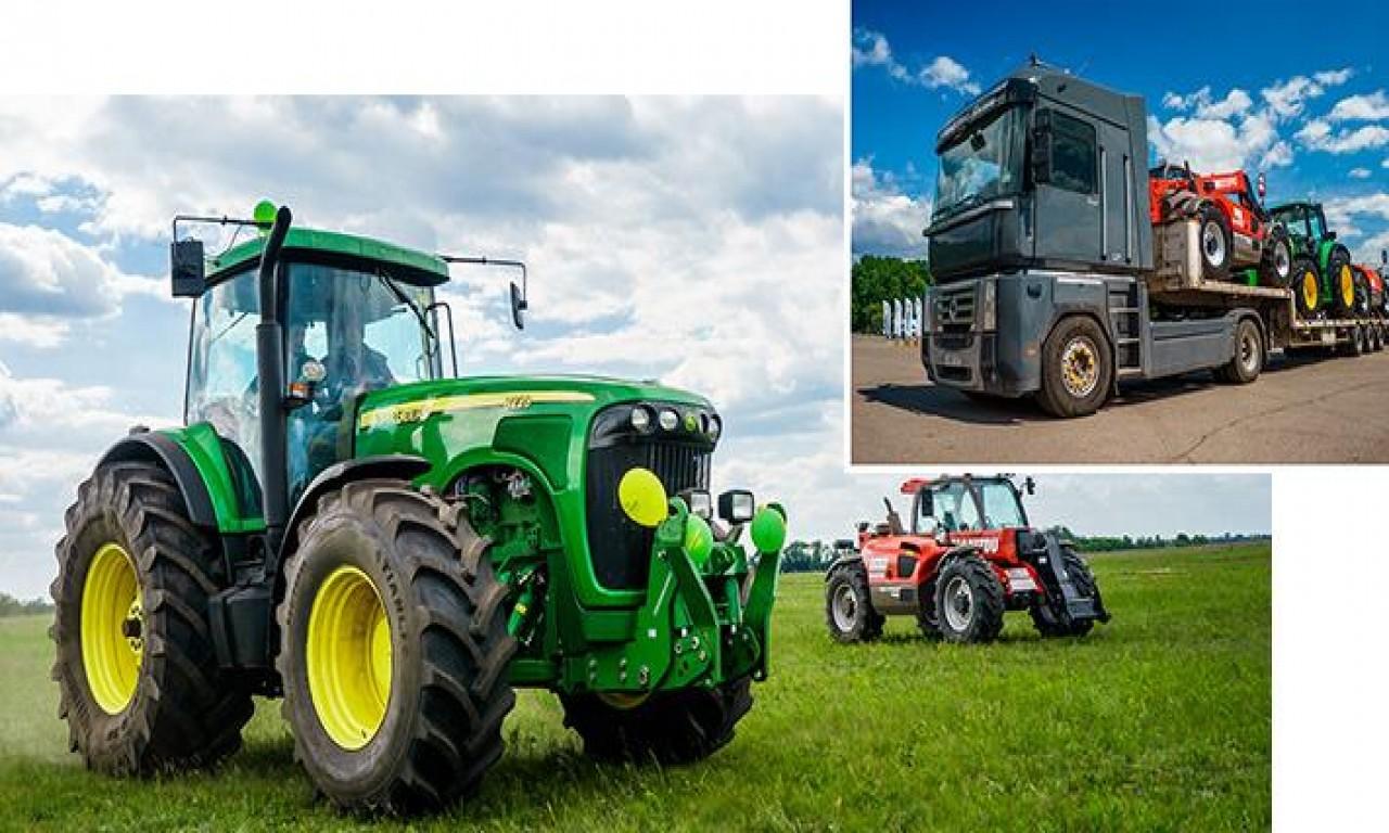 Третій міжнародний експо-фест «AGROSHOW Ukraine 2019» відбудеться в Черкасах у травні