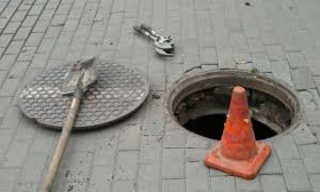 У Тальному двоє чоловіків ледь не загинули у каналізаційному колекторі