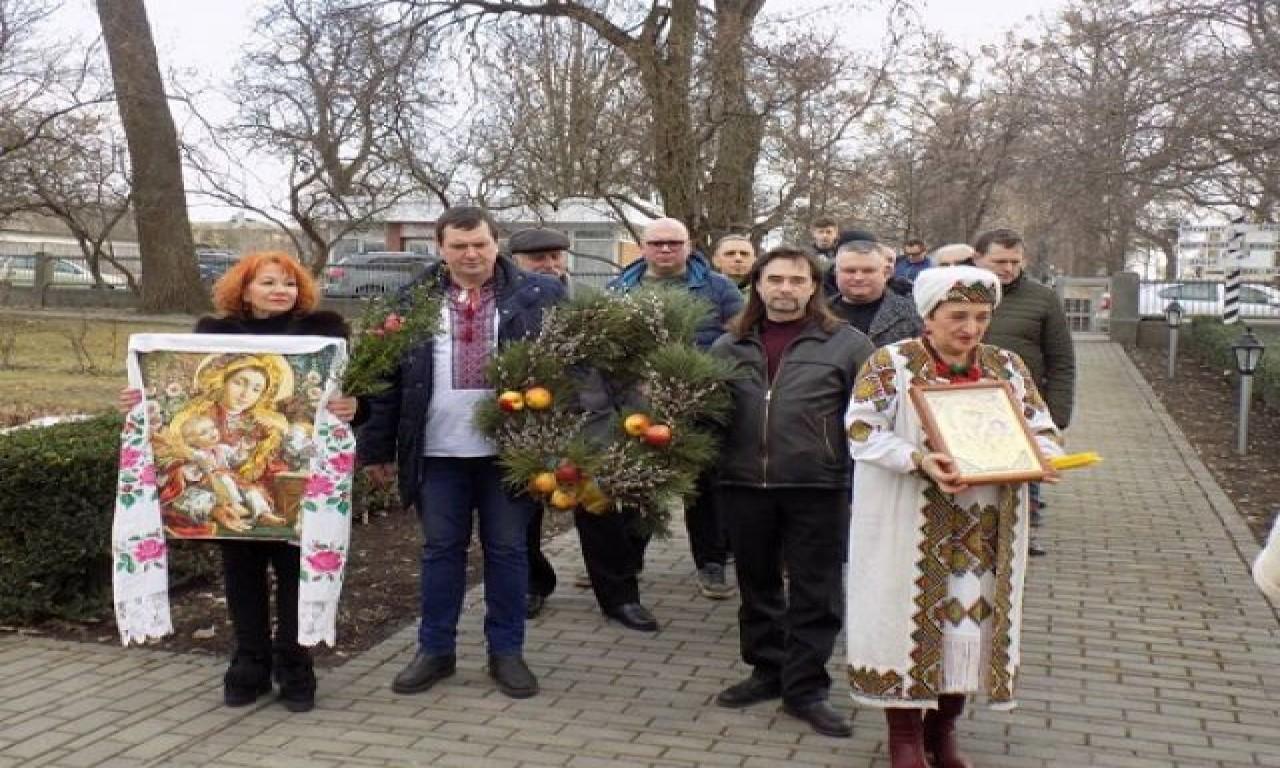 Батьківщину Тараса Шевченка відвідала почесна жителька села Шевченкове Зоя Ружин