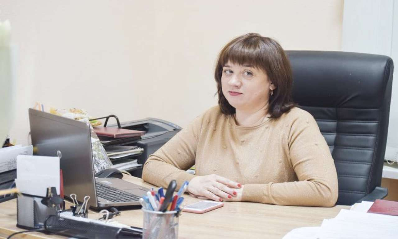 Черкаську медицину очолила Лариса Кошова