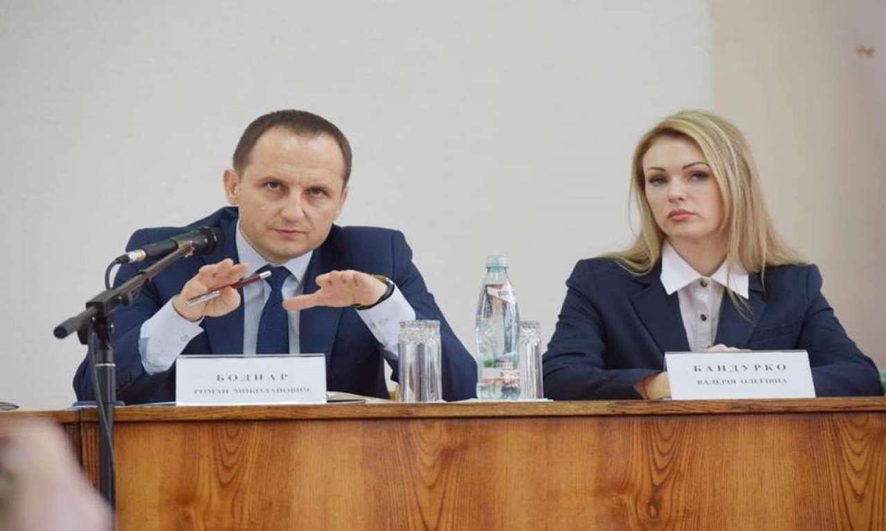 Очільник Черкащини представив нових керівників Смілянщини й Золотоніщини