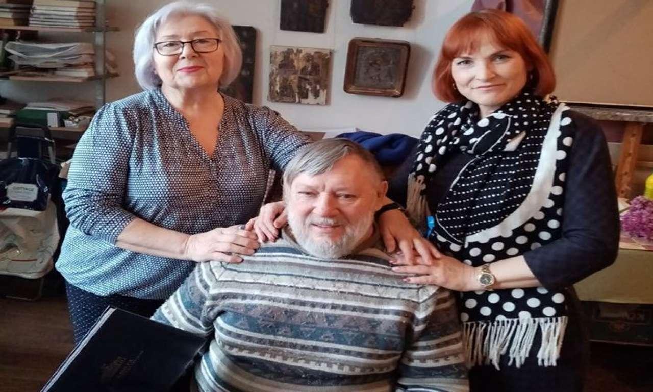 Черкаського художника відзначено Грамотою Верховної Ради України