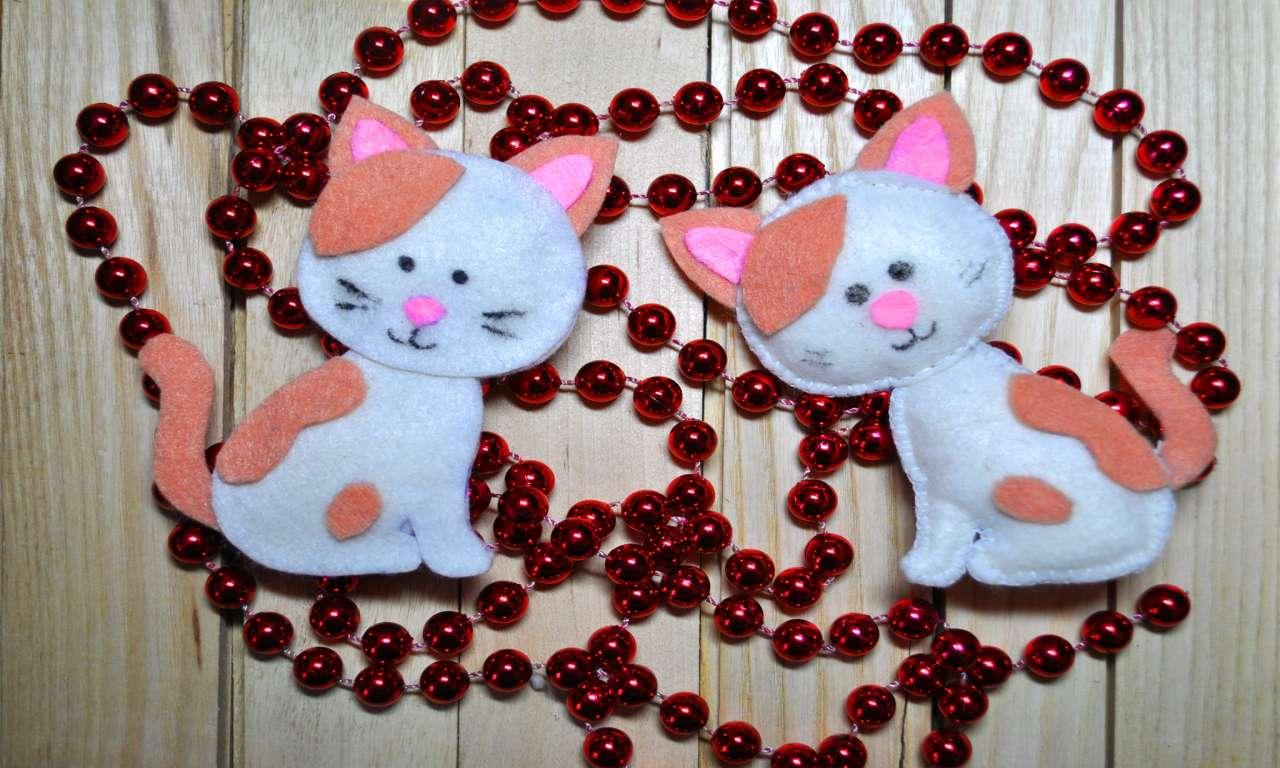 До Дня кота: Майстер-клас із виготовлення котика з фетру пропонує художній музей
