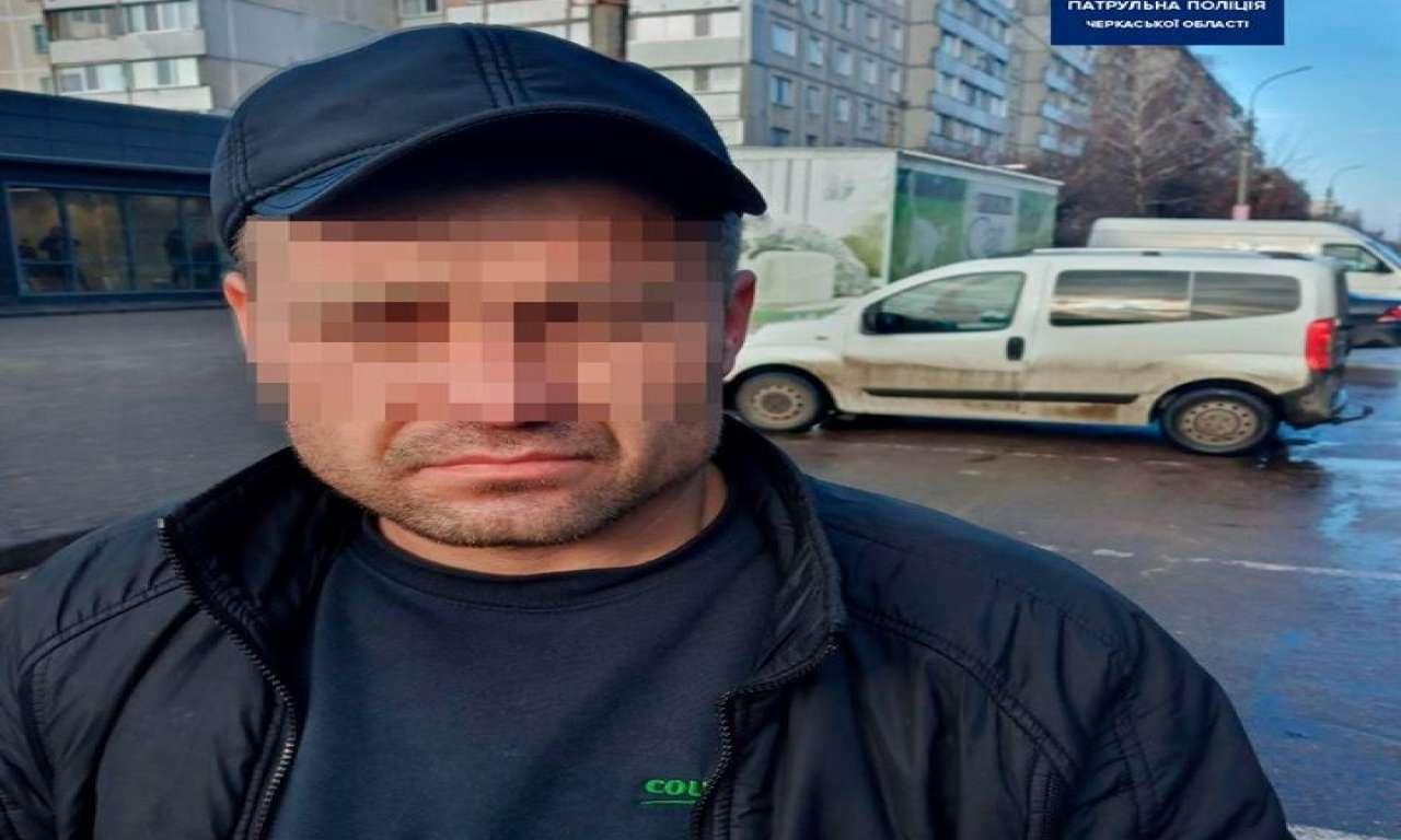 Черкащанин за кермом не подавав ознак життя: містяни викликали патруль