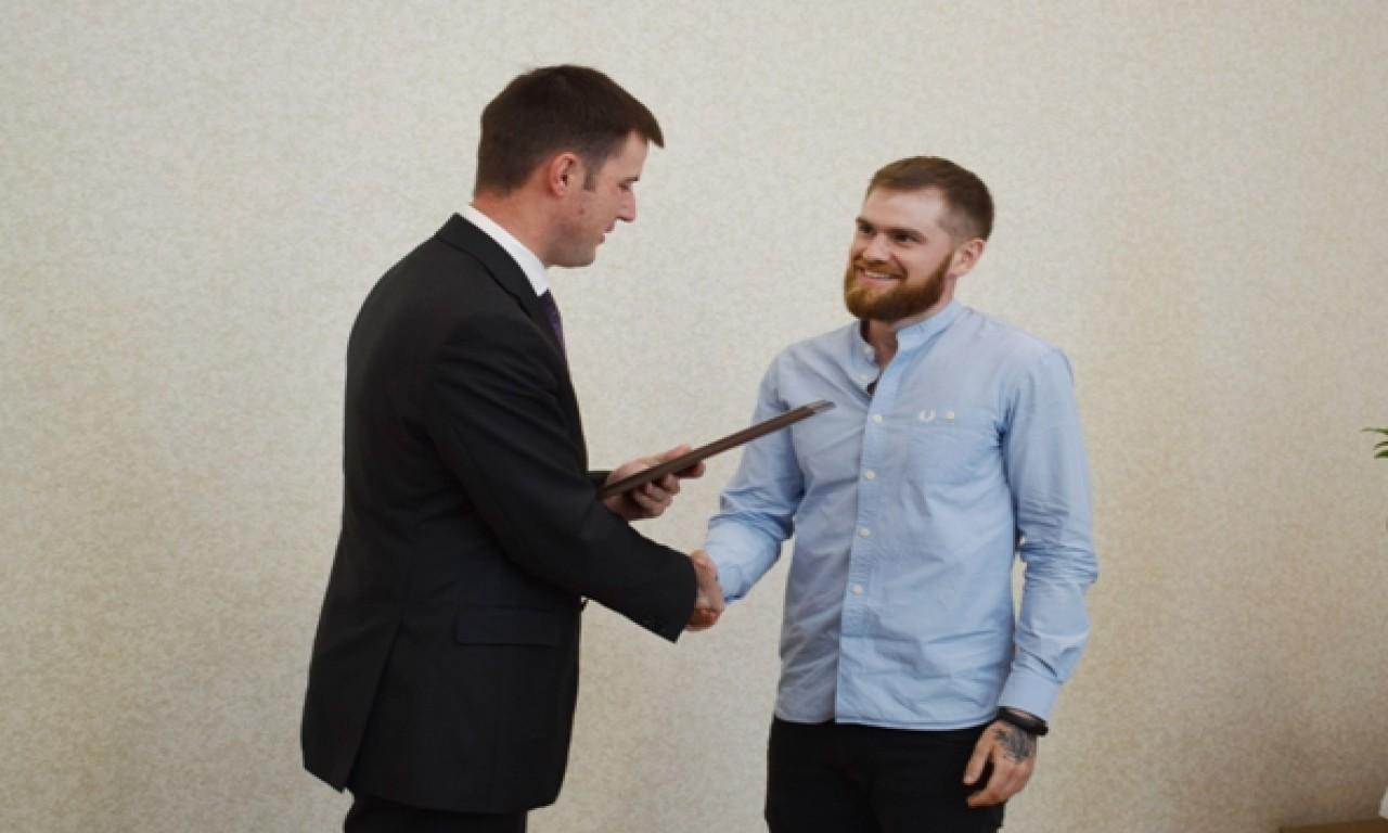 До професійного свята нагородили кращих журналістів Черкащини