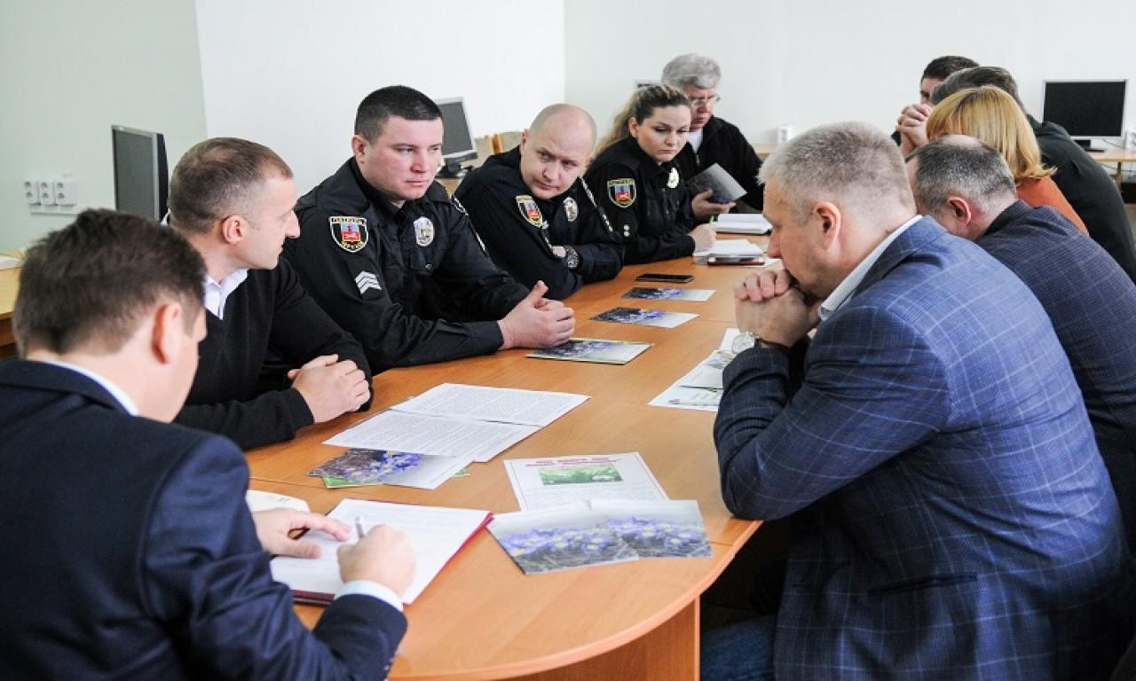 Черкаські студенти традиційно займатимуться охороною первоцвітів