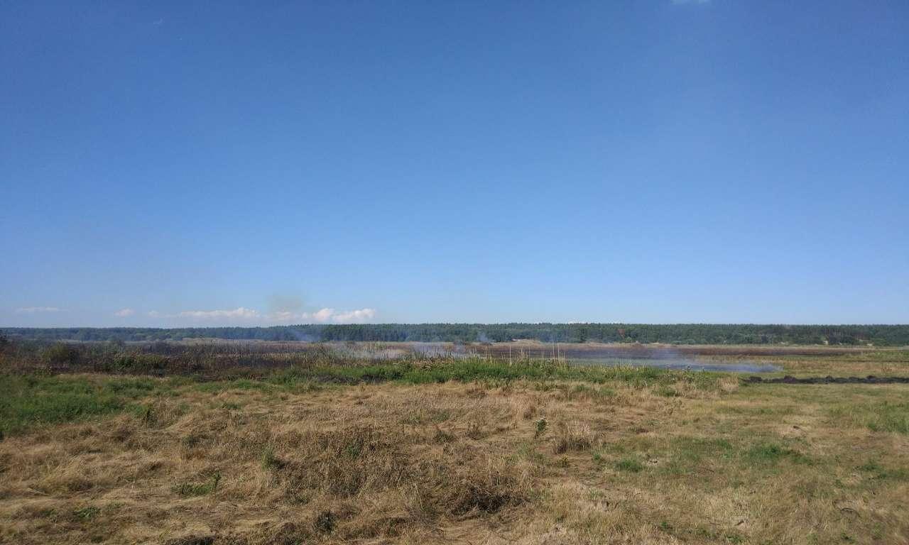 Чотири загорання за добу гасили черкаські рятувальники (ВІДЕО)