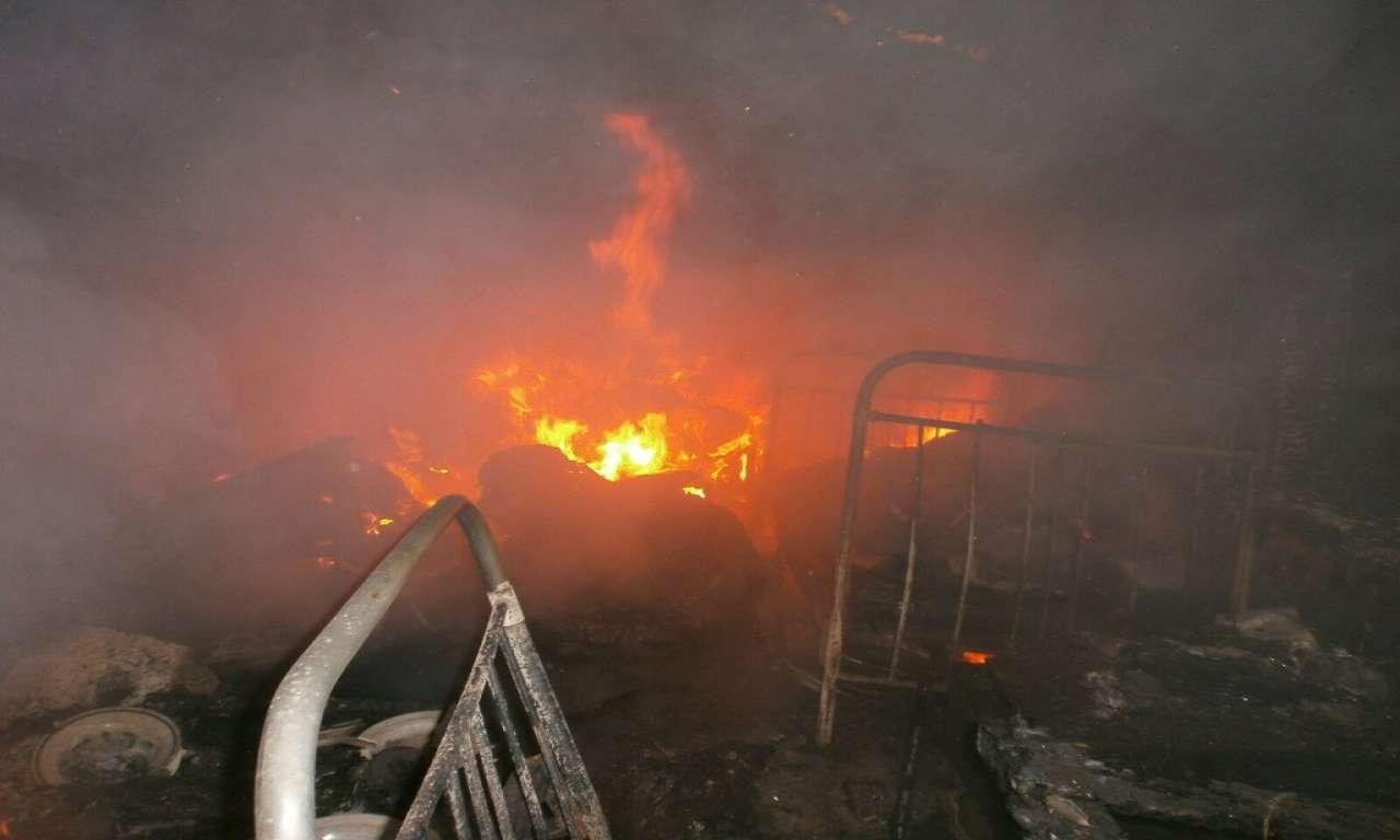 Господиня загинула, її син у лікарні: наслідки пожежі на Катеринопільщині