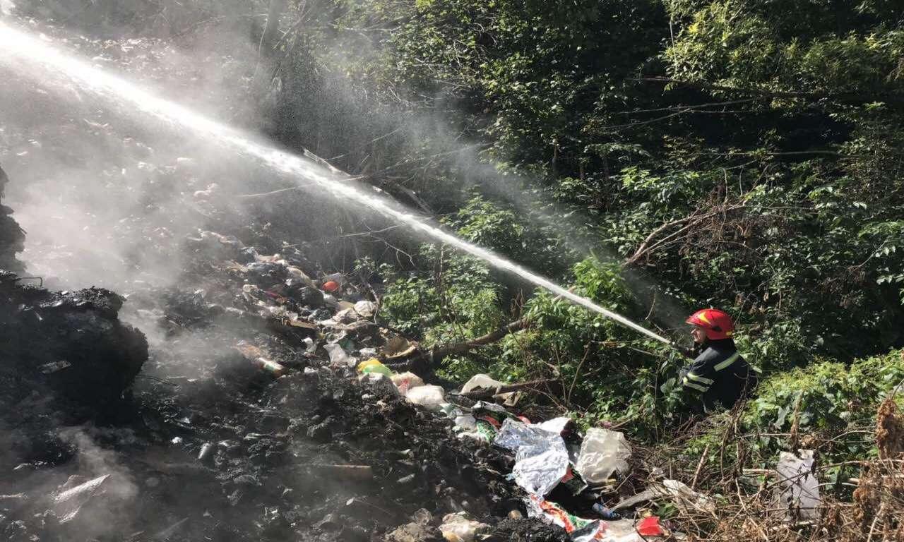 Вісім пожеж за добу: на Черкащині палають екосистеми (ВІДЕО)