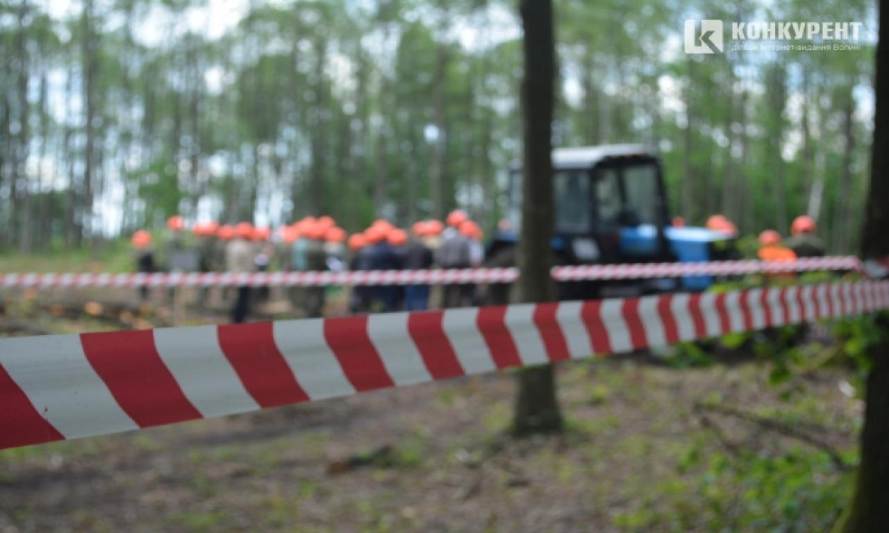 Лісівники Черкащини на охороні праці не економлять: 2,7 млн грн на рік