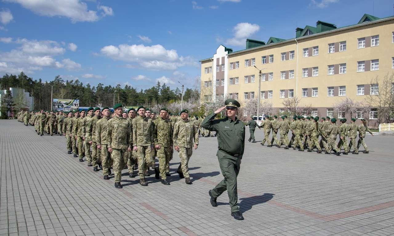 Прикордонники проведуть церемонію Військової присяги без присутності гостей. Але транслюватимуть її онлайн