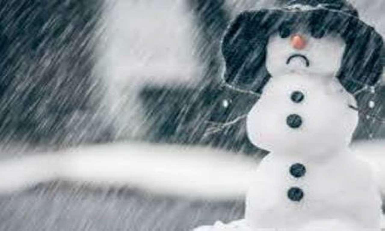 У вихідні на Черкащині очікується до 8 градусів тепла і сильний вітер